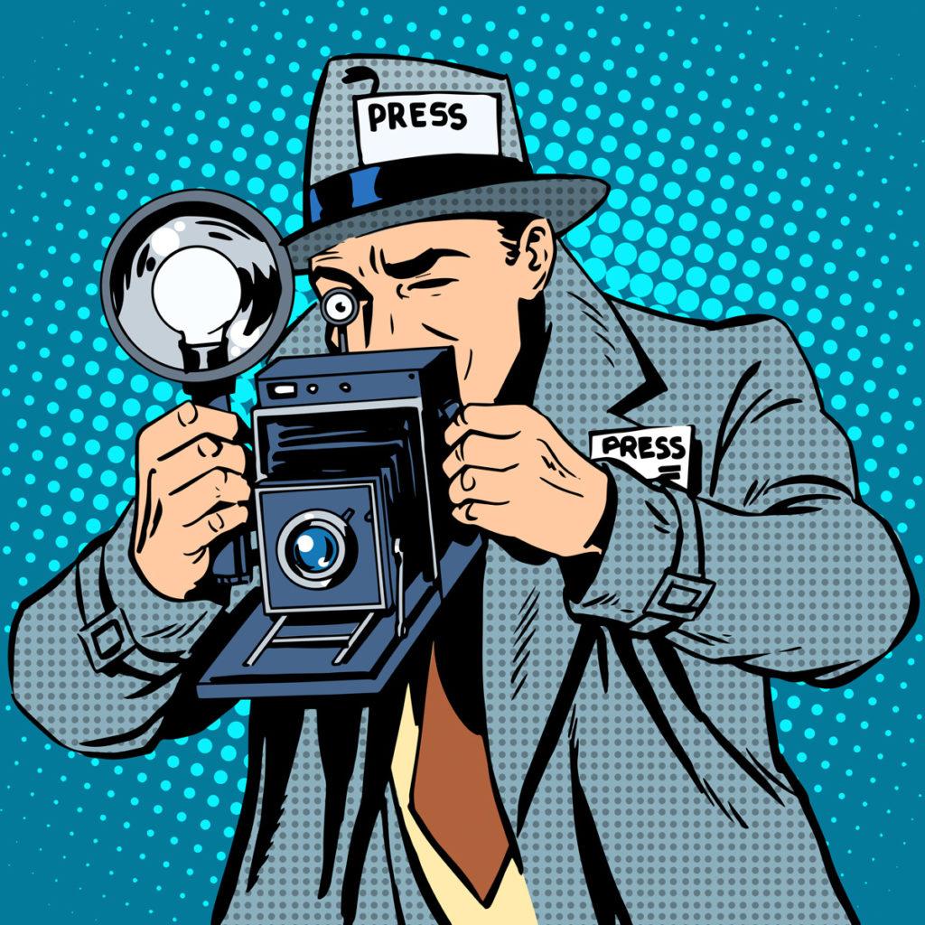 Novinář